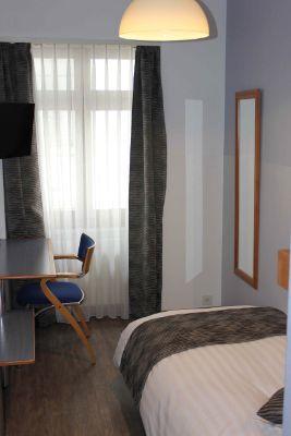 Hotel avec terrasse calme spacieuse