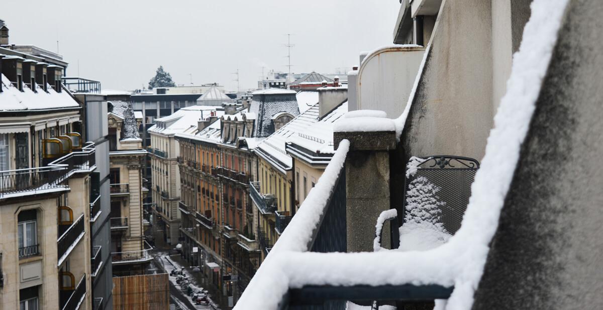 hotel coeur de la vieille ville geneve